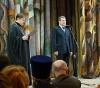 Выступление мэра Орла Виктора Сафьянова